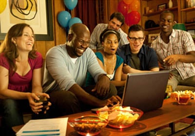 Microsoft's Windows 7 launch party announcement: US version