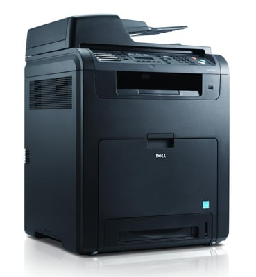 Dell 2415cn multifunction printer