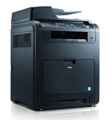 Dell 2415cn multifunction printer