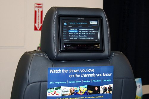 FLO TV Auto Entertainment System