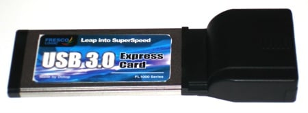 Fresco Logic ExpressCard