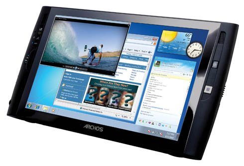 Archos 9PCtablet