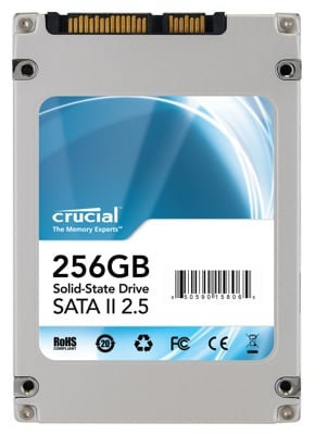 Crucial CT256M225