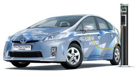 Toyota Prius 4G