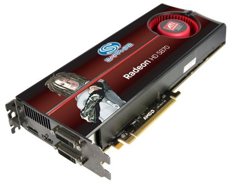 Sapphire Radeon HD 5870