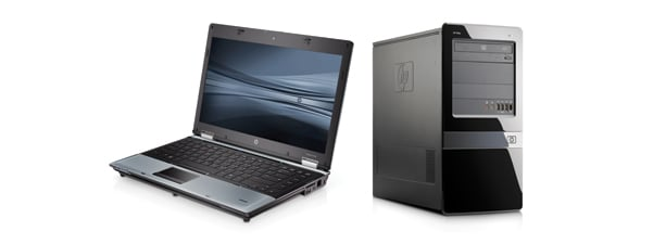 HP Elite ProBook PCs