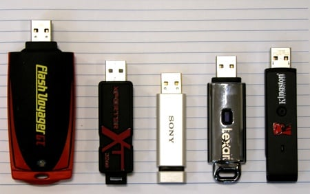 Fast USB Flash Drives