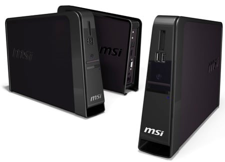MSI Wind Box BE200