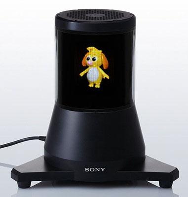 360 3D TV