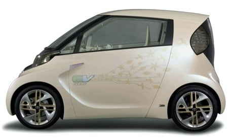 Toyota FT-EV II