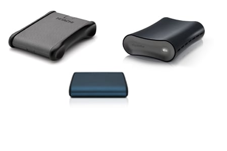 Hitachi GST external drives