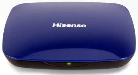 HiSense 1080p media player