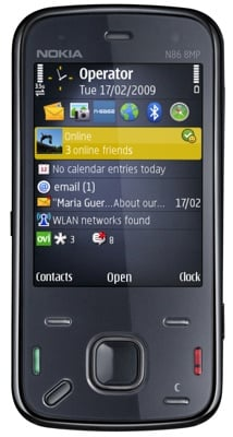 Nokia N86 8MP