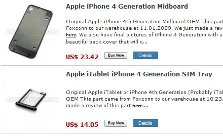 iPhone 4 Bits