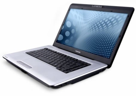 Toshiba Satellite L450