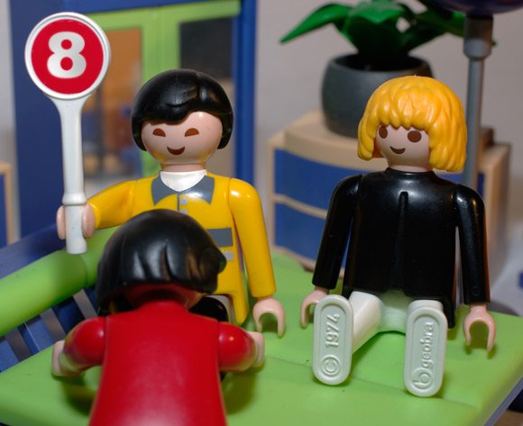The alternative Playmobil stage two