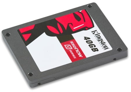 Kingston SSD Now V 40GB