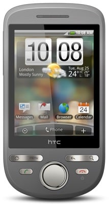 HTC Tattoo Android 1.6 Touch Screen Wifi GPS Bluetooth Quad Band Unlocked Phone (Black) at Sears.com