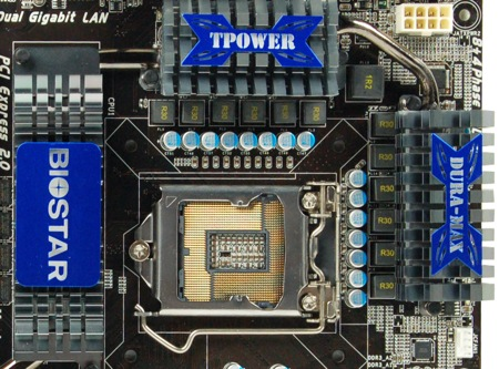 Biostar TPower I55