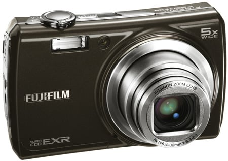 Fujifilm FinePix F200EXR