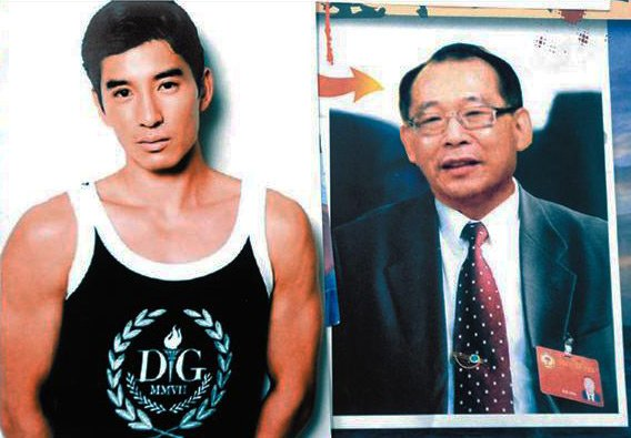 Richie Kul and Hsu Shian-ming