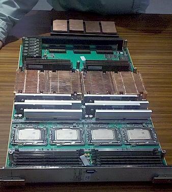 Cray XT6 Node