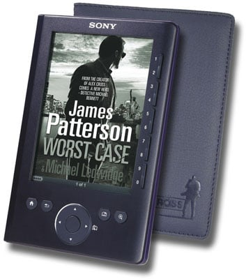 James_Patterson_Sony_Reader