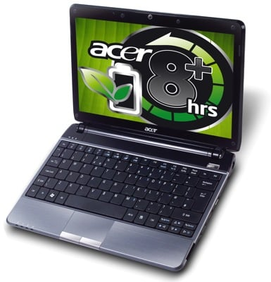 Acer Aspire Timeline 1810TZ
