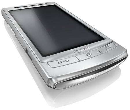 Samsung H1 on Vodafone 360