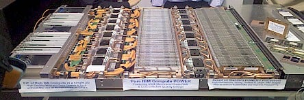 Power7 IH HPC Server Node