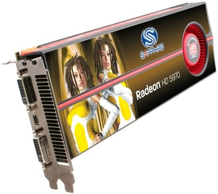 Sapphire Radeon HD 5970