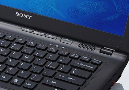 Sony Vaio VPCCW1S1E