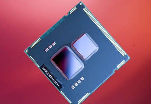 Intel Clarkdale desktop processor