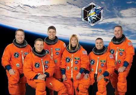 STS-130 crew