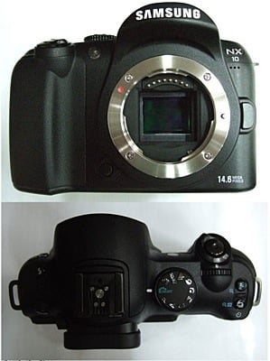 Samsung NX10