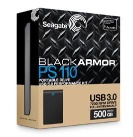 Seagate BlackArmor USB 3.0