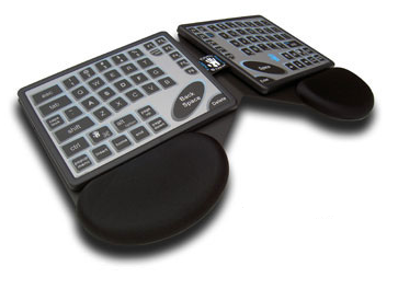 TouchStream Keyboard