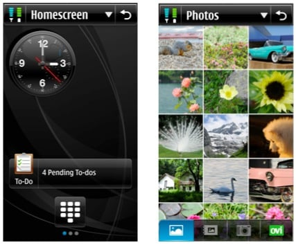 Symbian 4 UI proposal