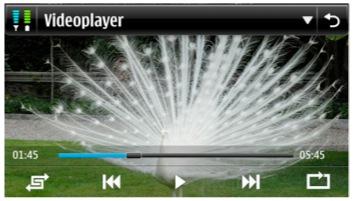 Symbian 4 UI proposal