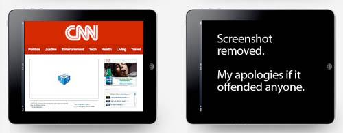 Revised Brimelow iPad parody