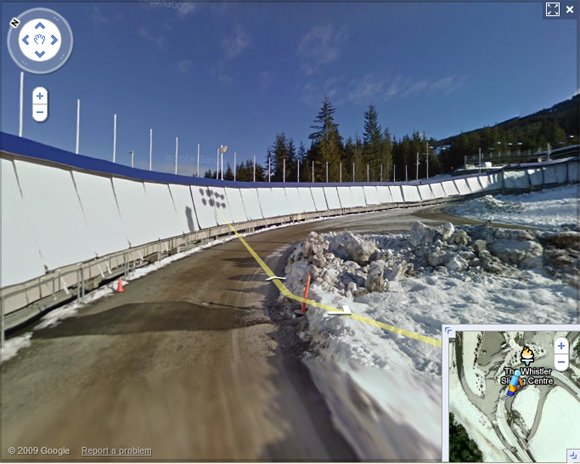 The Whistler Sliding Center