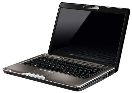 Toshiba's Satellite U500-1EX