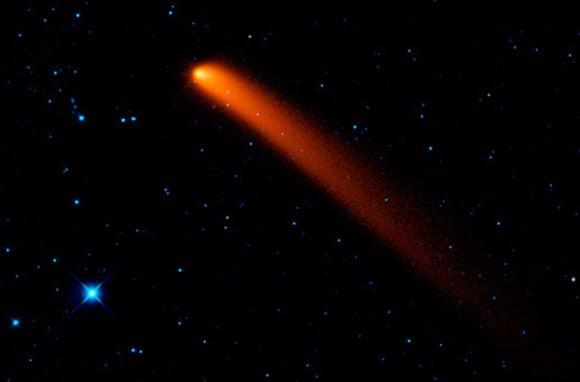 Comet Siding Spring. Pic: NASA
