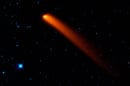 Comet Siding Spring. Pic: NASA