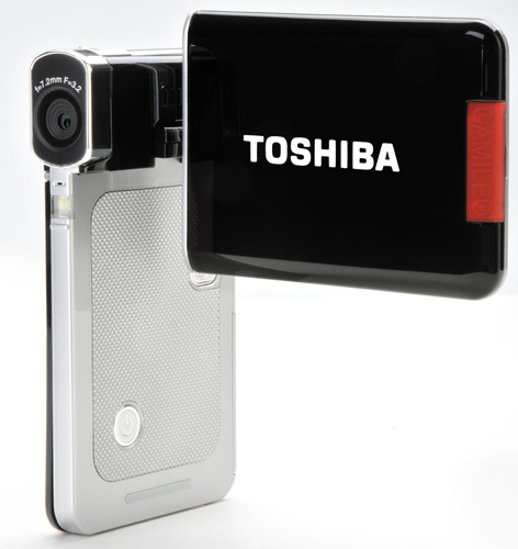 Toshiba Camileo S20