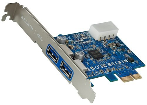 Belkin SuperSpeed USB 3.0 PCIe