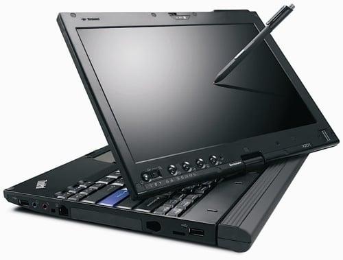 Lenovo X201t