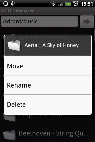 OI File Manager