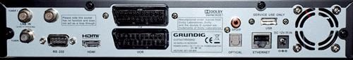 Grundig GUFSDTR500HD