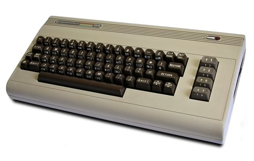 Old Commodore